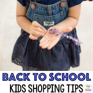 Back to School Clothes Shopping Tips with OshKosh B'Gosh