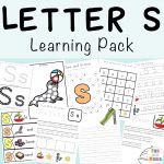 Letter S Worksheets, Printables and Crafts