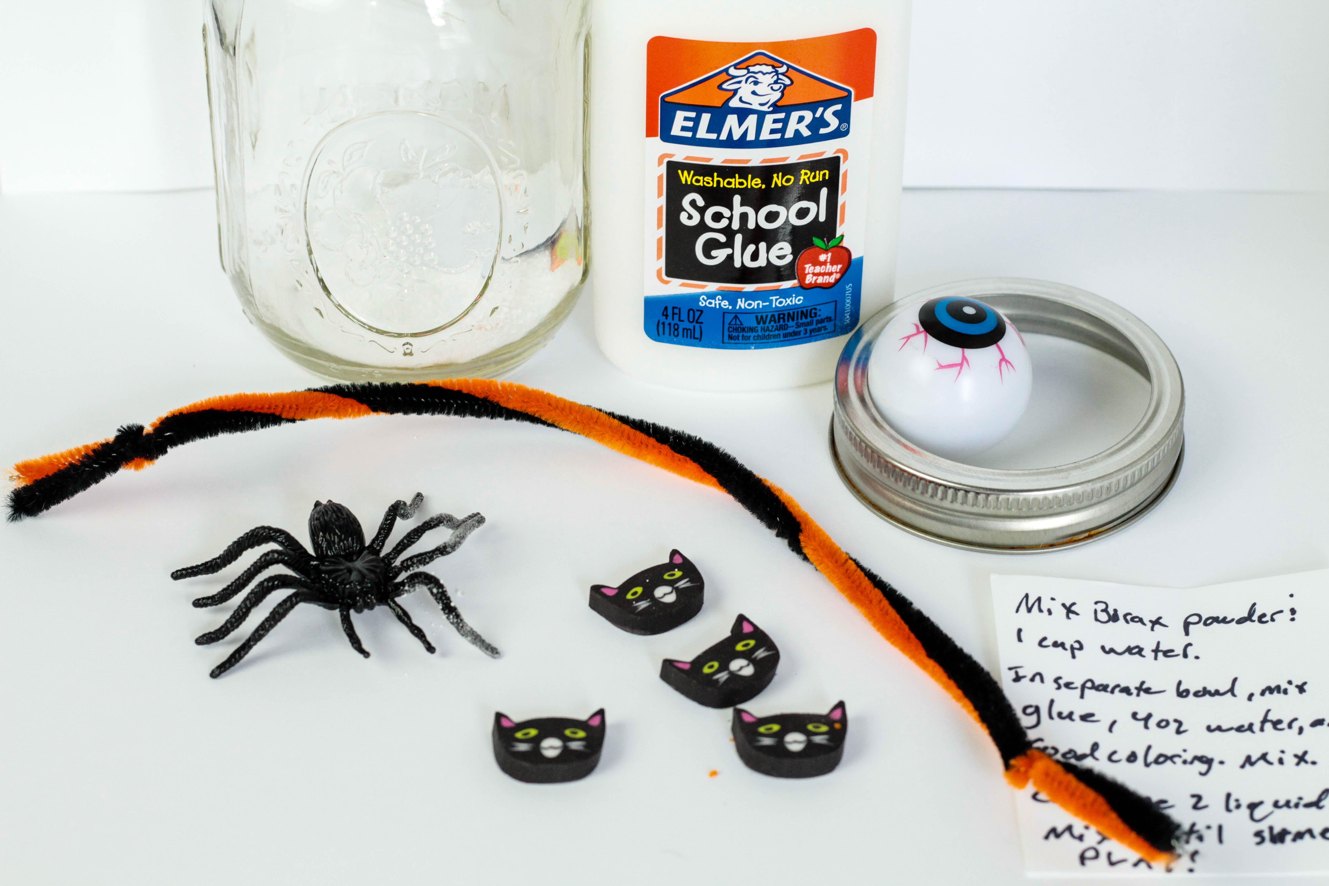 diy slime kit for halloween