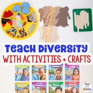 10 Cultural Diversity Activities For Elementary Students
