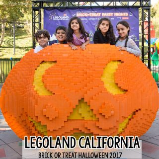 Legoland California Brick Or Treat