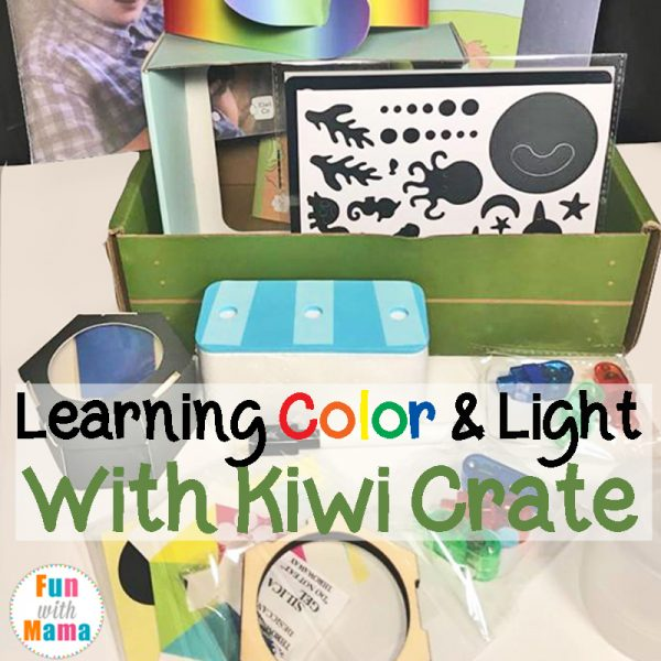 Kiwi Crate October Square