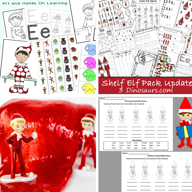 elf on the shelf ideas for toddlers preschoolers