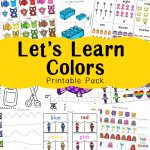 Learning Colors With Fun Color Themed Printable Worksheets
