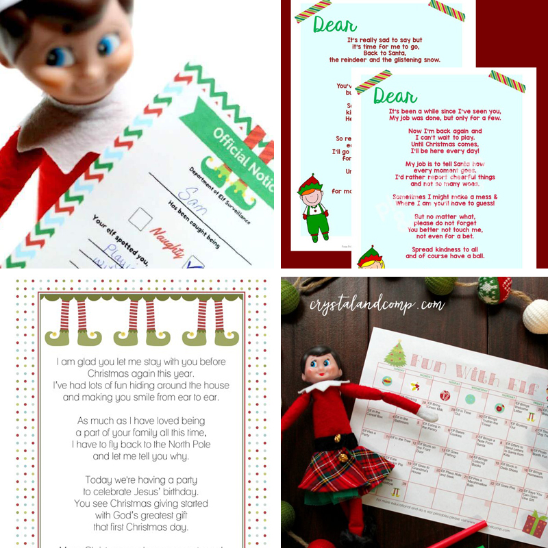 elf on the shelf arrival ideas for toddlers