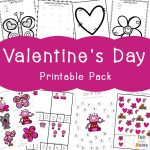 Valentine's Day Printables Pack