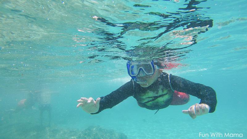 St Kitts Snorkleing