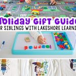 Lakeshore Learning Holiday Gift's For Siblings