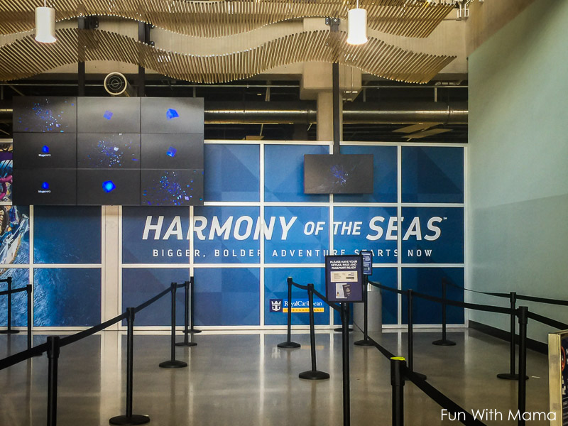 harmony of the seas pictures