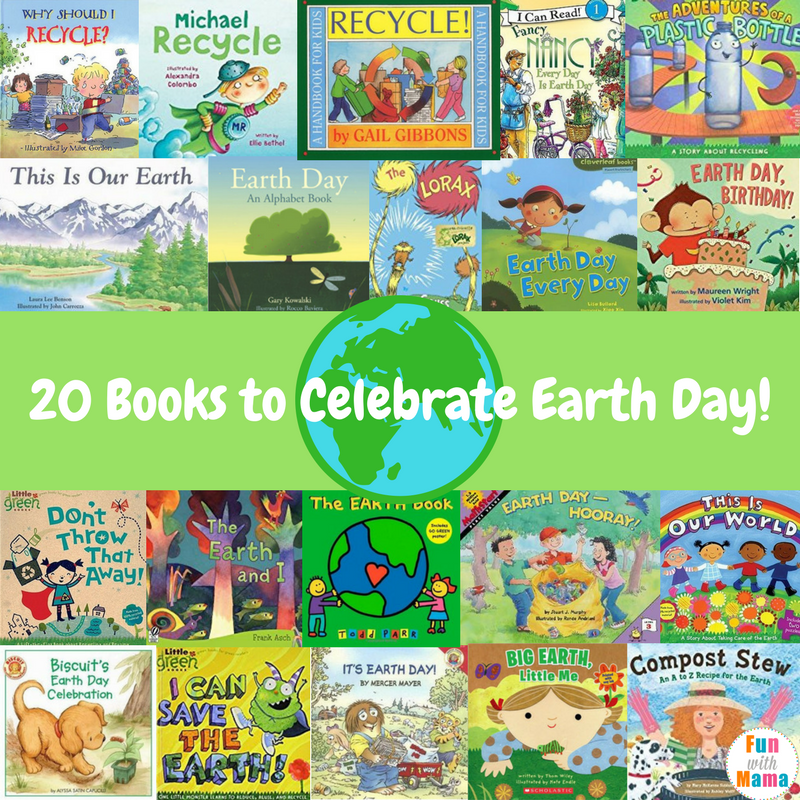 earth day stories for kids
