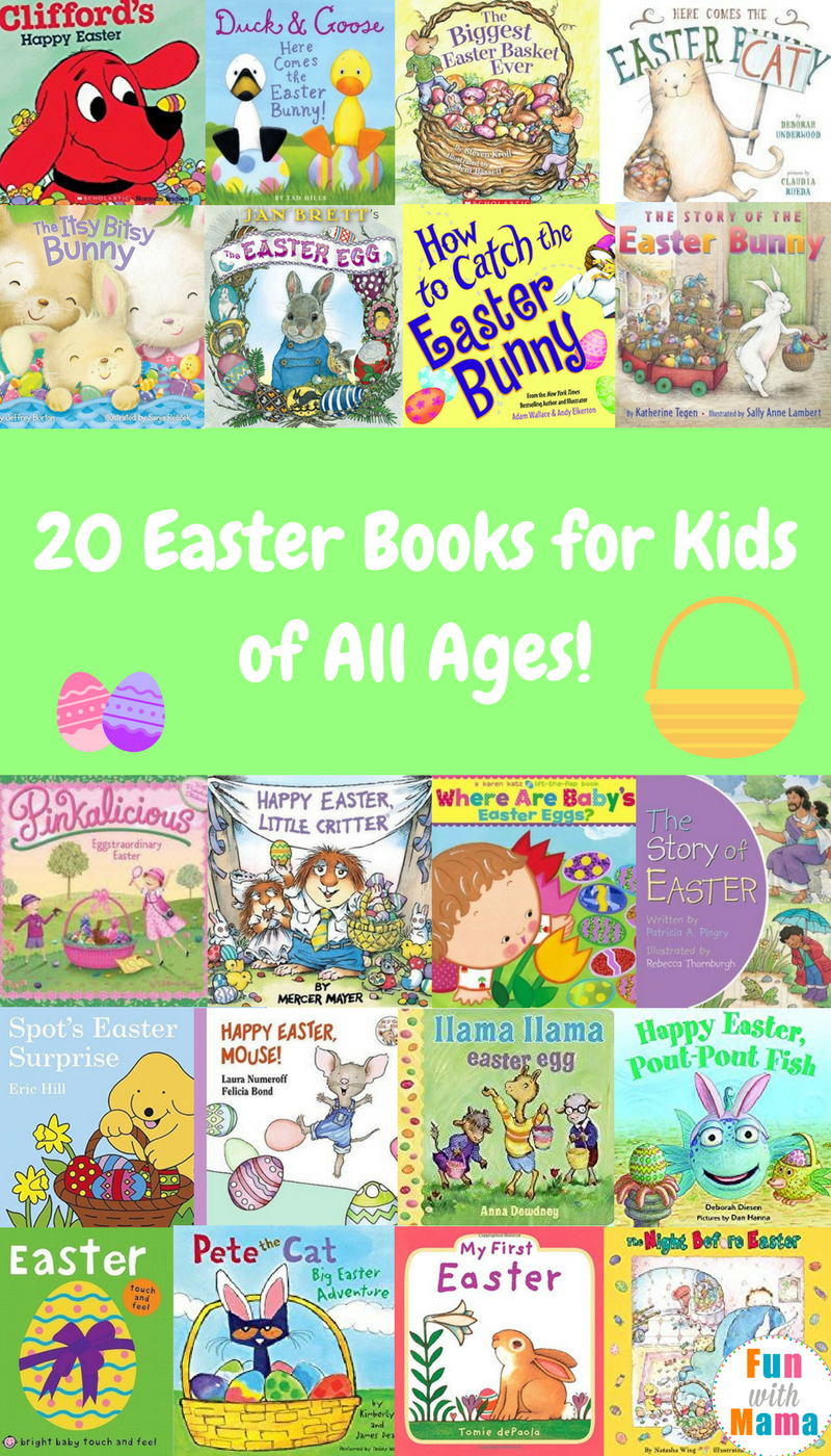 easter books to read for kids