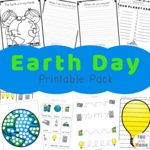 Earth Day Printable Pack a 300x300