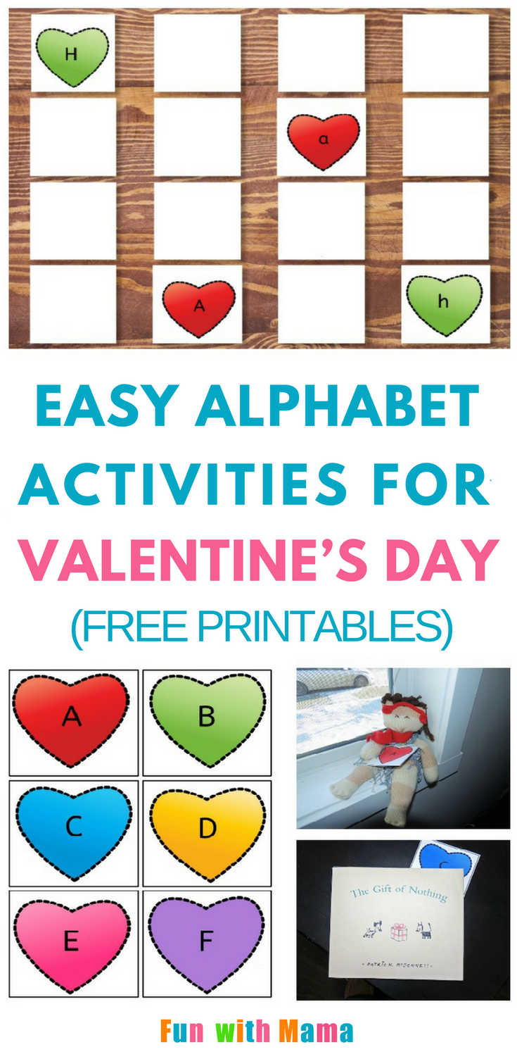 Valentine-letter-activities