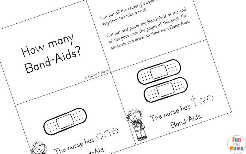 preschool doctor theme
