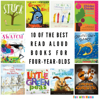 best books for 4 year olds