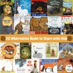 20 Bear Hibernation Books + Animals That Hibernate For Kids