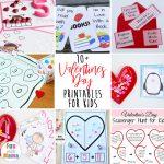 10+ Super Fun Valentine's Day Printables For Kids