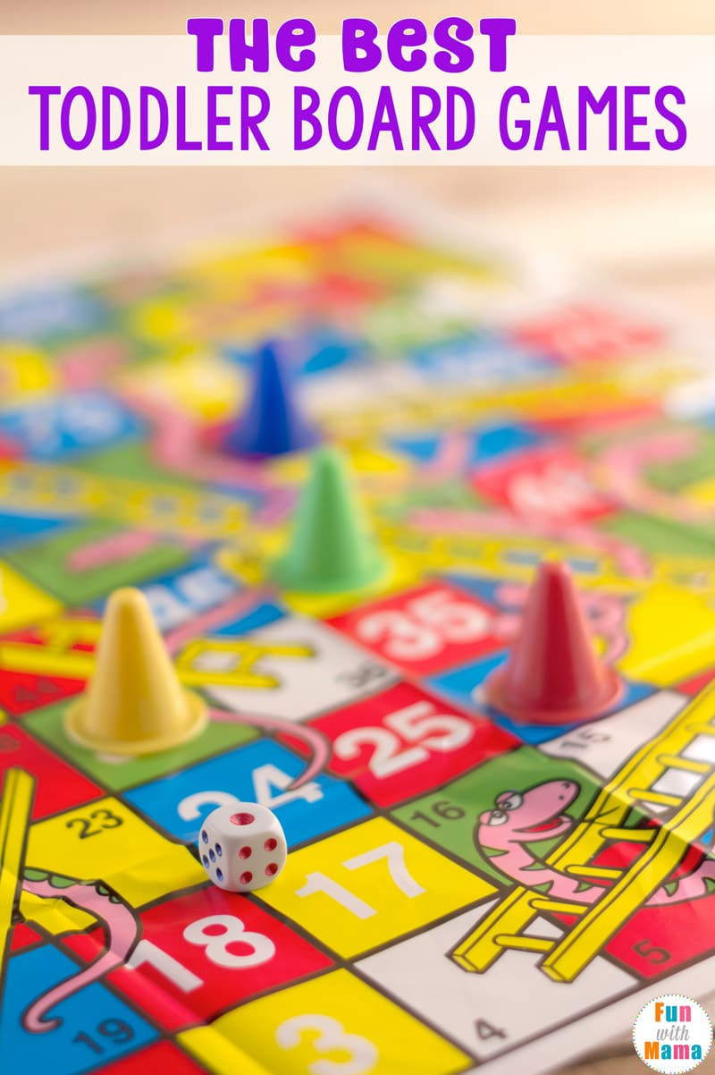 best toddler board games and preschool board games
