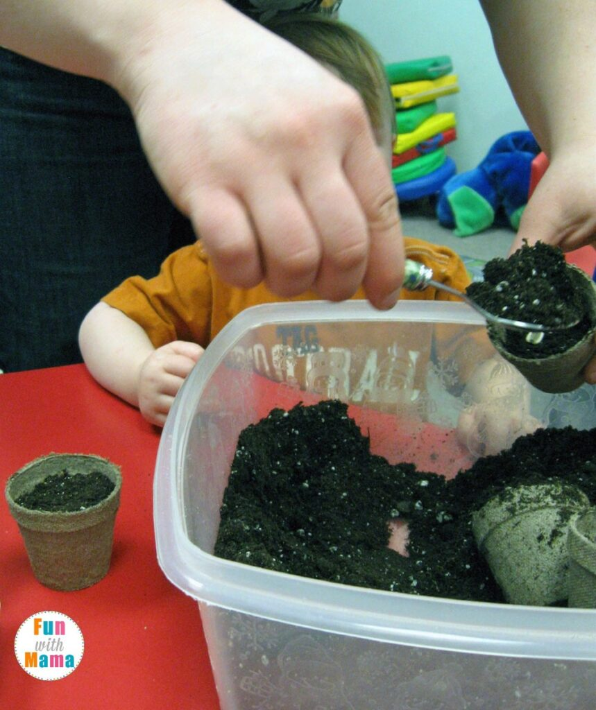 Preschool|Eric Carle|Fun|The Tiny Seed