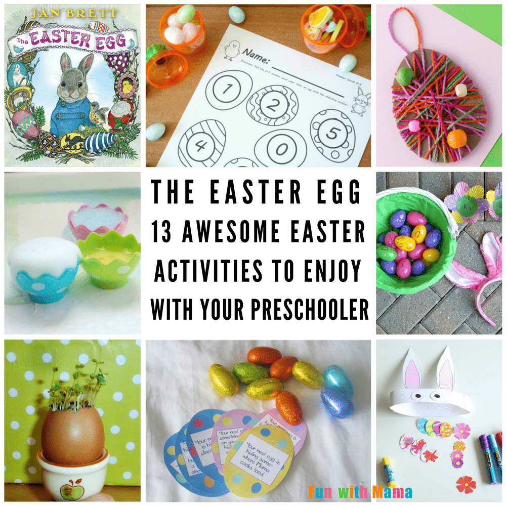 The Easter Egg 13 Fabulous Easter Activities To Do With Your