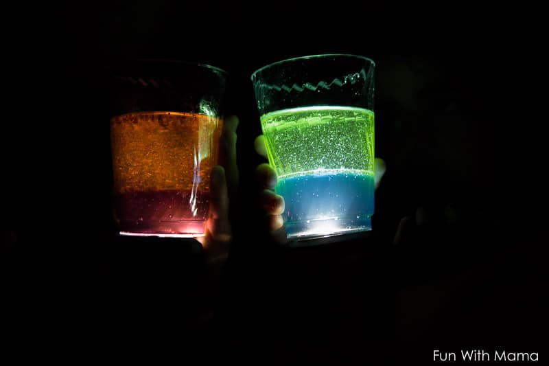 lava lamp science projects