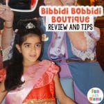 Bibbidi Bobbidi Boutique Review + Helpful Tips