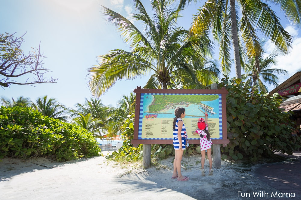 castaway cay activities