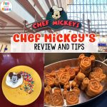 Chef Mickey Disney Character Breakfast Review + Tips!