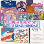 Travel With Kids Carry On Luggage Ideas For Flying With A Toddler