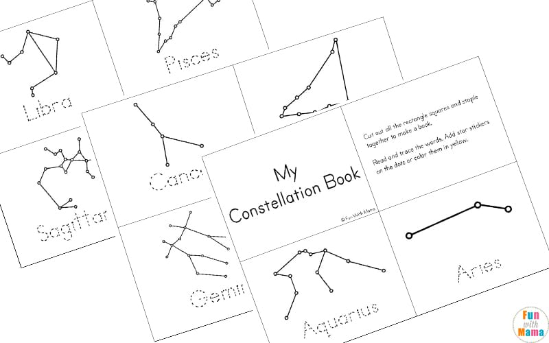 constellation book