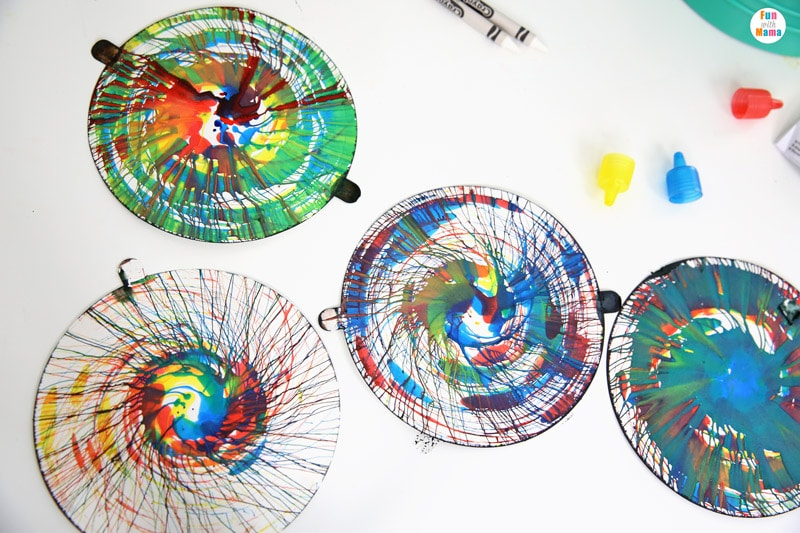 Spin Painter