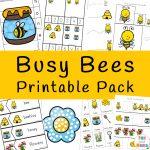 Bumble Bees Activities