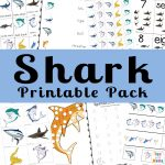 Shark Week Activities For Kids
