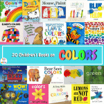 20 Children's Books about Colors!