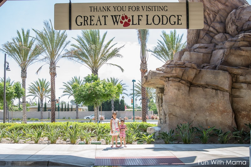 Great wolf lodge in anaheim