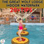Great Wolf Lodge Indoor Water Park Tips