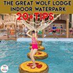 Great Wolf Lodge Indoor Water Park Tips