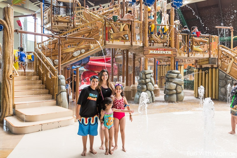 Great Wolf Lodge Indoor Water Park Tips - Fun with Mama