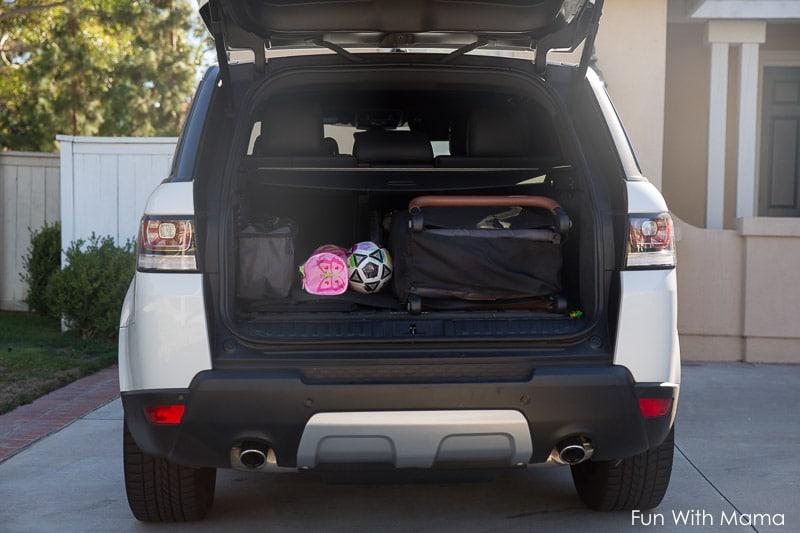 soccer mom car