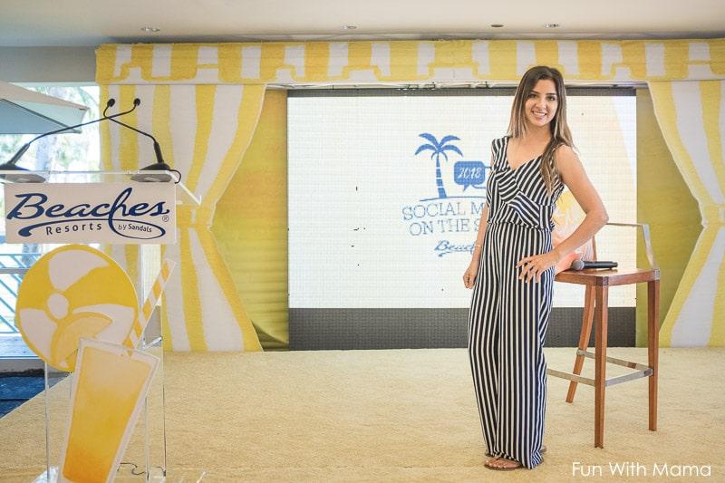 blogger conference fashion