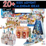20+ BEST Kids Advent Calendars 2018