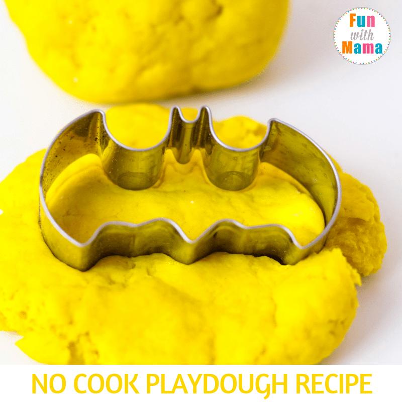 playdough recipe no cook