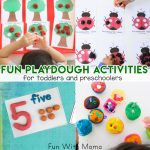 Best Playdough Activities For Kids