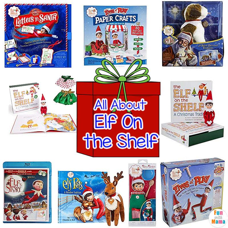 where to buy elf on the shelf