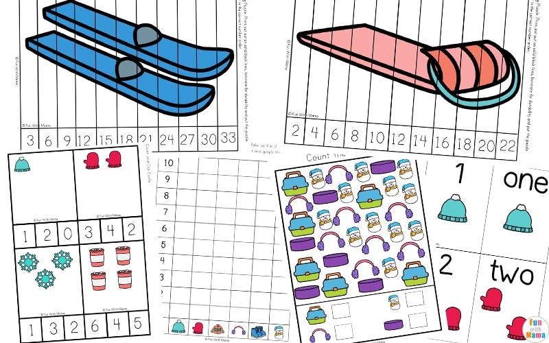winter themes for preschool