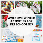 Winter is Here: Awesome Activities To Enjoy With Preschoolers