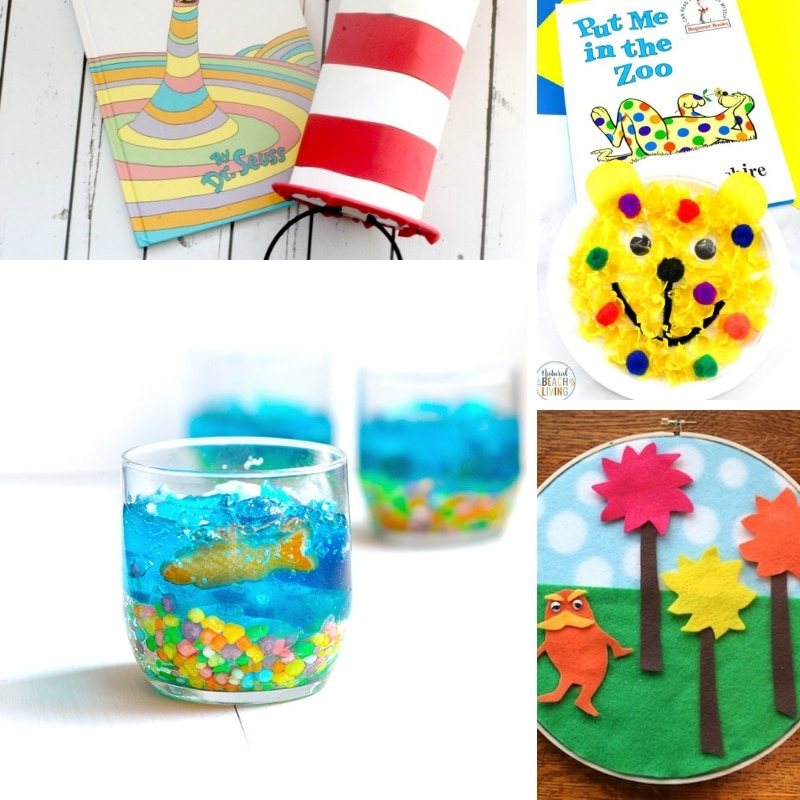 dr seuss crafts toddlers