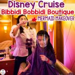 Disney Cruise Bibbidi Bobbidi Boutique Under The Sea
