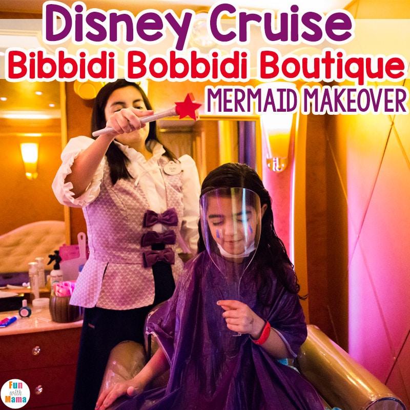 disney cruise bibbidi bobbidi boutique