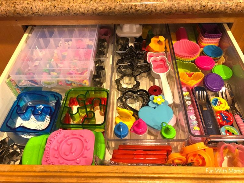 school lunch supplies